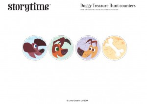 Storytime_kids_magazine_free_download_doggy_treasure_hunt_counters-www.storytimemagazine.com