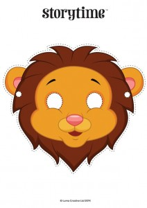 Storytime_kids_magazine_free_download_lion_and_mouse_masks-www.storytimemagazine.com