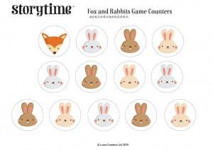 storytime_kids_magazine_free_download_fox_and_rabbit_game_counters_www.storytimemagazine.com/free-downloads