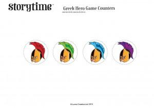 storytime_kids_magazine_free_download_greek_hero_game_counters_www.storytimemagazine.com/free-downloads