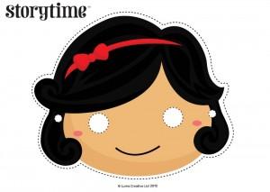 storytime_kids_magazine_free_download_snow_white_dwarf_masks_www.storytimemagazine.com