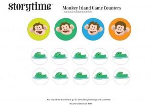 storytime_kids_magazine_free_downloads_monkey_island_game_counters_www.storytimemagazine.com/free-downloads
