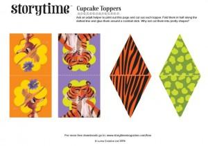 storytime_kids_magazines_free_downloads_cupcake_toppers_www.storytimemagazine.com/free-downloads