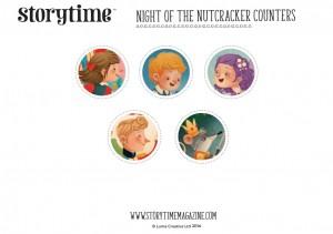 storytime_kids_magazines_free_downloads_nutcracker_game_counters_www.storytimemagazine.com/free