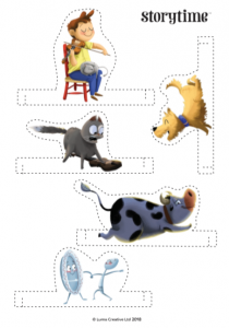 storytime_kids_magazines_free_printables_hey_diddle_finger_puppets_www.storytimemagazine.com/free-downloads