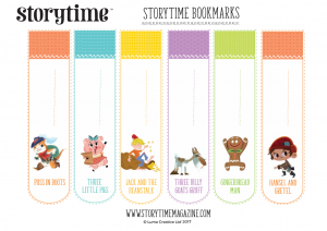 storytime_kids_magazines_free_printables_storytime_bookmarks_www.storytimemagazine.com/free-downloads
