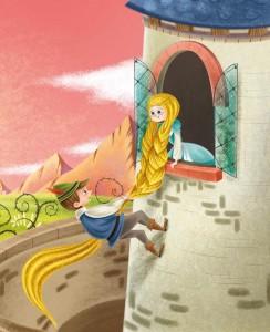 Fairy Tales Rapunzel Storytime