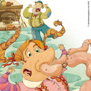 folktales for kids, storytime magazine, the three wishes, fool folktales, bedtime stories,