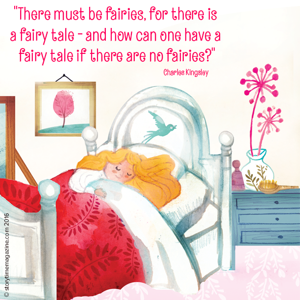 Storytime magazine, kids magazine subscriptions, bedtime stories, fairytale, fairy tales, inspiring quotes, book quotes