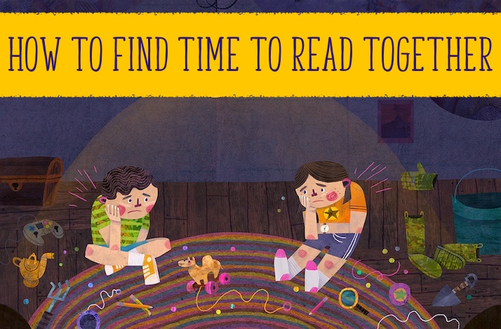 magazine subscriptions for kids, Finding Time to Read, storytime magazine