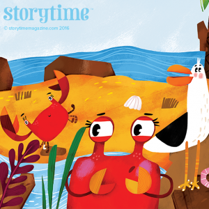 Fables for kids, Storytime magazine, magazine subscriptions for kids, Aesop's fables