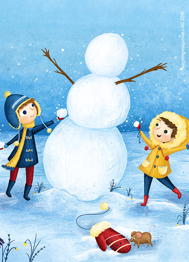 Christmas Stories For Kids.Christmas Stories For Kids Storytime Issue 27 Out Now