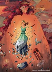 Storytime magazine, kids magazine subscriptions, best bedtime stories, greek myths for kids, pygmalion
