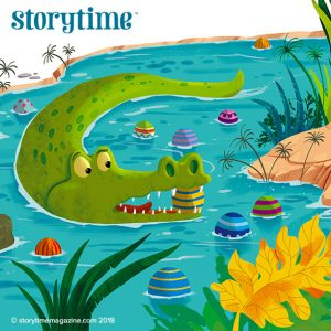 storytime magazine, easter stories for kids, magazine subscriptions for kids