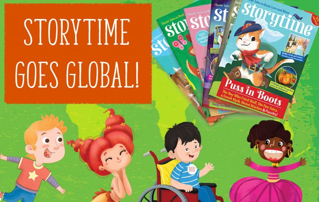 kids magazine subscriptions, magazine licensing, storytime, storytime in singapore, magazine syndication