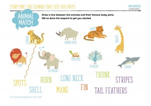 Storytime_kids_magazines_free_printables_downloads_Leopard_Activity_Sheets_Issue_33