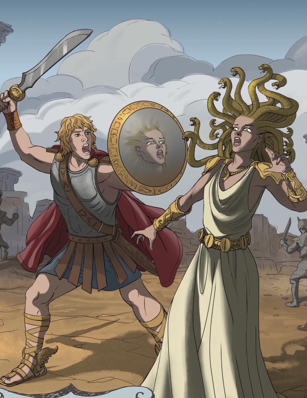 The Wonderful World of Myths | Storytime Magazine