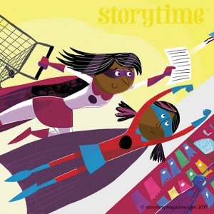 stories are for everyone, magazine subscriptions for kids, asian superhero, girl superhero, kids magazine subscriptions, storytime