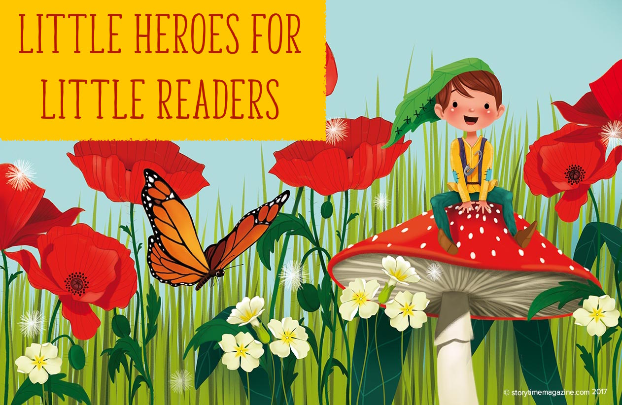 kids magazine subscriptions, tom thumb resource pack, teaching resource, storytiime magazine, subscriptions for kids, little heroes for little readers