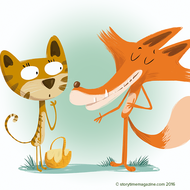 Foxy Fairy Tales | Storytime's favourite fictional foxes