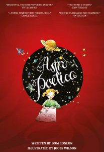 Dom Conlon, Astro Poetica, storytime magazine, storytime, kids magazine subscriptions, christmas stories, space stories, space poems for kids