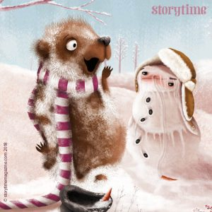 kids magazine subscriptions, magazine subscriptions for kids, christmas stories, Dom Conlon, writer interview