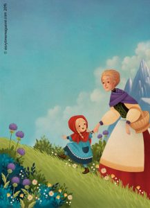 Illustrator Interview with Gaia Bordicchia, Storytime magazine, kids magazine subscriptions, magazine subscriptions for kids