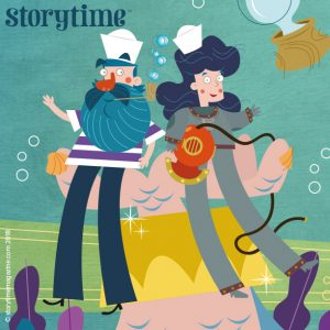Storytime magazine, poetry for kids, magazine subscriptions kids