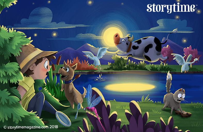 Nursery rhymes, Storytime, Kids magazine subscriptions, magazine subscriptions for kids, rhymes for kids, kids rhymes