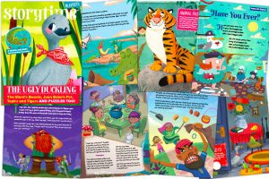 content licensing, storytime, storytime magazine, kids magazine subscriptions, licensing Storytime content