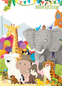 kids magazine subscriptions, storytime issue 45, alphabet zoo, tim budgen, poems for kids, kids poems, animal poems