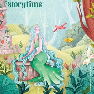 Kids magazine subscriptions, magazine subscriptions for kids, mermaid story, mermaid stories, Melusine, Storytime magazine, Storytime Issue 48