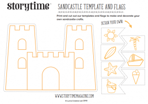 storytime_kids_magazines_free_printables_sandcastle_template_www.storytimemagazine.com/free-downloads