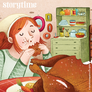 kids magazine subscriptions, Storytime Issue 49