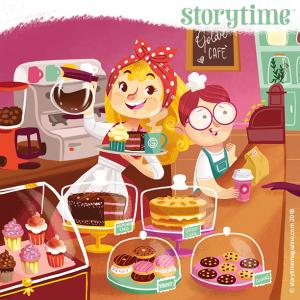 Goldilocks, Three Bears, Storytime Issue 49, kids magazine subscriptions, magazine subscriptions for kids