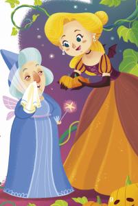 Storytime magazine, Cinderella, fairytales, Storyland Adventures, Giorgia Broseghini