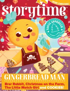 kids magazine subscriptions, magazine subscriptions for kids, the gingerbread man