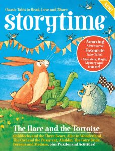 50 Stories to Read Before You're 10, Storytime, storytime magazine, magazine subscriptions for kids, educational stories