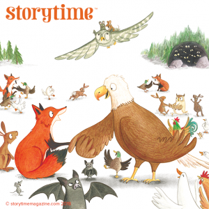 kids magazine subscription, Storytime Issue 50, Storytime magazine, bedtime stories